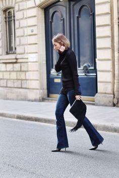 Keep your head, heels & standards high : Photo