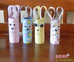 Glue Dots for all your Mess Free Craft Projects! Review and Giveaway - Born 2 Impress - Giveaway ends 4/23/14! #giveaway #GlueDots #crafting #eastercrafts