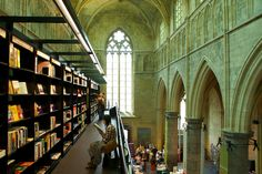 Selexyz Bookstore in Maastricht, Holland Community Post: 16 Bookstores You Have To See Before You Die