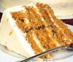 Wortelkoek  ~ Hemelse tuisgebak !! Kitchen Magic, South African Recipes, Afrikaans, Kos, Vanilla Cake, Cake Recipes, Sweet Treats, Food And Drink, Sweets