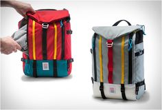 Ok. this is it. birthday pack. not too big, made local, WAIST STRAP. OMG. MOUNTAIN PACK | BY TOPO DESIGNS