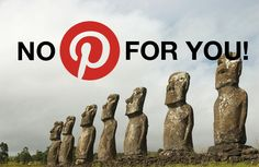 Hey Photographers! Pinterest is Not for You
