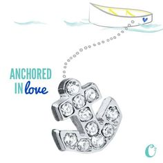 #origamiowl #jewelry #necklace #charms #livinglocket #locket #love #anchor #nautical.   Get your own here.    http://christypierce.origamiowl.com/parties/ChristyPierc201881/how-to-build.ashx