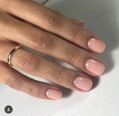 pink nails #beauty