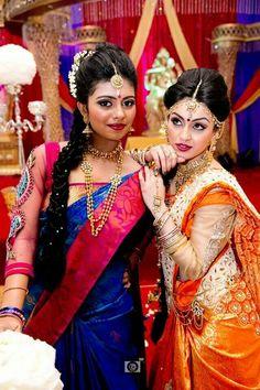South indian bride