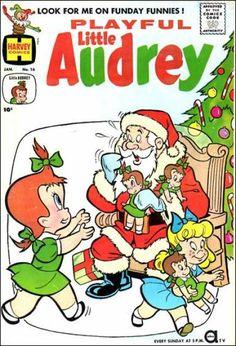 Playful Little Audrey 16 Classic Cartoon Characters, Classic Cartoons, Comic Book Characters, Comic Character, Retro Cartoons, Children's Comics, Comics Girls, Funny Comics, Vintage Comic Books