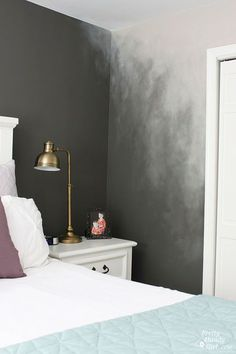 How to Paint an Ombré Wall Gradient   Pretty Handy Girl