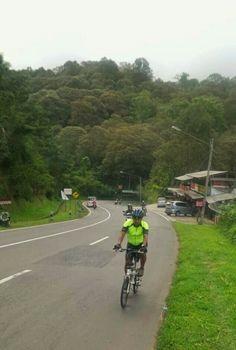 Uphill Tanjakan Emen,Subang West Java
