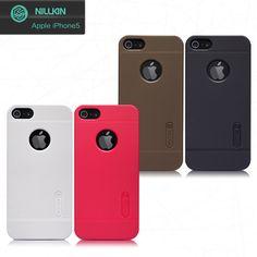 เคสมือถือ IPhone 5 และ 5S Nillkin Super Frosted Shield ฝาหลังราคาถูก1
