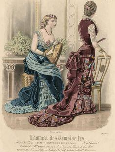 Journal des Demoiselles 1881