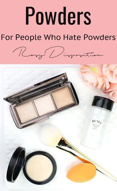 Powders for People Who Hate Powders