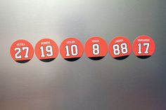 The Flyers were a tough and talented bunch - they had the Legion of Doom line! For sale here is a magnet set that features the star players Eric Lindros, Philadelphia Flyers, Hockey, Magnets, 1990s, Fan, Sports, Gifts, Hs Sports