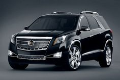 The Cadillac SRX is aimed at the midsize premium crossover segment's undisputed sales champ, the Lexus RX, the SRX rides on a modified version of the company's Theta front-drive architecture. Description from communityautogroupmc.wordpress.com. I searched for this on bing.com/images