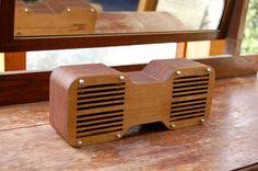 Auden Mini - Laser Cut Portable Desk Speaker
