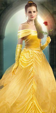 Emma Watson ♥ Beauty & the Beast