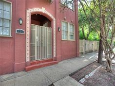 Condo for sale in the heart of the #KingWilliamHistoricDistrict.  This quaint 2/1 home has a private entrance, wood floors, updated kitchen and a remodeled bathroom. Enjoy all of #Southtown, walk to Blue Star Arts Complex and #downtownSanAntonio.  220 Beauregard #4, 78204 | $155,000.  www.CentroProperties.net