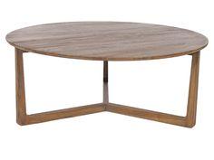 BAHA ROUND COFFEE TABLE