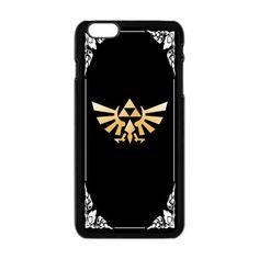 New The Legend Of Zelda Triforce Logo  iPhone 6s Plus Case #UnbrandedGeneric