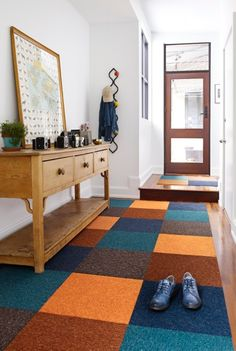 For carpet that's as hip as you are, try our House Pet carpet squares.