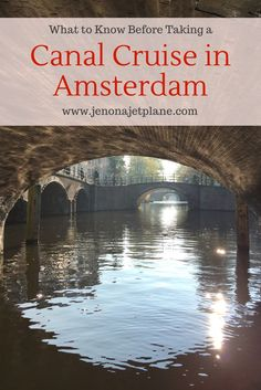 Everything you need to know before taking a canal cruise in Amsterdam, from the best boat to take to sights to look out for along the way! Explore Amsterdam's waterways on your next trip.
