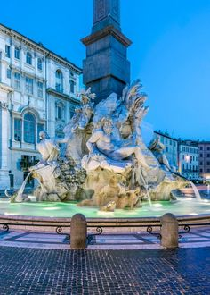 From Strange to Stunning, These Are Italy's Most Beautiful Fountains - Condé Nast Traveler
