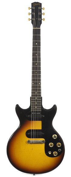 Gibson Melody Maker Sunburst 1964 (Chicago Music Exchange)