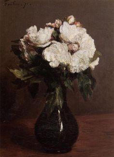 Henri Fantin latour paintings