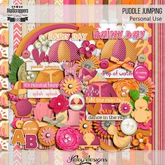 Puddle Jumping by Keley Designs