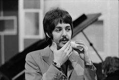 Paul McCartney (shave)