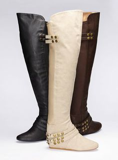 Studded Over-the-knee Boot - Colin Stuart - Victoria's Secret
