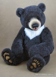 Душевные авторские игрушки Tami Eveslage, Inside My Studio / Мишки Тедди (Teddy…