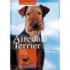 Airedaleterrier - Hunde