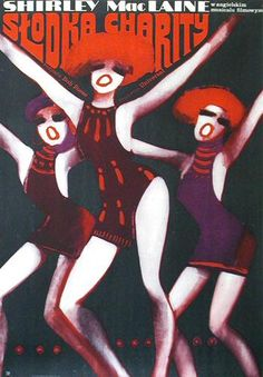 By Wiktor Gorka, 'Sweet Charity', 1 9 7 0, Polish Movie Poster (US film).