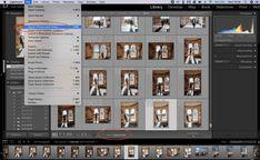 Jak upravovat fotky v Lightroomu a používat presety Lightroom, Desktop Screenshot, Instagram