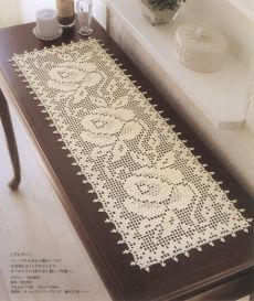 Search engine optimization For Interior Design Websites - Crochet Filet Filet Crochet, Crochet Diagram, Thread Crochet, Crochet Stitches, Knit Crochet, Crochet Table Runner Pattern, Crochet Tablecloth, Crochet Doilies, Doily Patterns