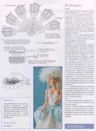 """Résultat de recherche d'images pour """"vetement de poupee au crochet"""""""