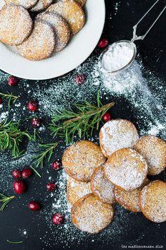 Preiselbeer-Parmesan-Butter-Kekse | 21 extrem leckere Desserts mit Käse, die Dir den Tag versüßen werden