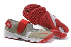 Fancy - Nike Air Rift Men Shoes Brown/Red/White|Air Rift shoes|online store
