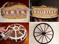 Brněnský dort, návod, tipy, recepty. • Co je brněnský dort? •Prababička a babičky brněnský dort znaly, některé jej i pekly. •Brněnský dort skrývá tajemství.