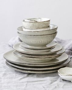 SET OF 6 NORDIC SAND Dinner Plates - Create a rustic table setting with the Nordic Sand tableware from Broste Copenhagen. These dinner plates are Ceramic Plates, Ceramic Pottery, Ceramic Art, Broste Copenhagen Nordic Sand, Sand Collection, Casa Cook, Sand Table, Terracotta, Dining Room