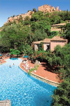 Arbatax Park Resort Il Borgo #sardinia