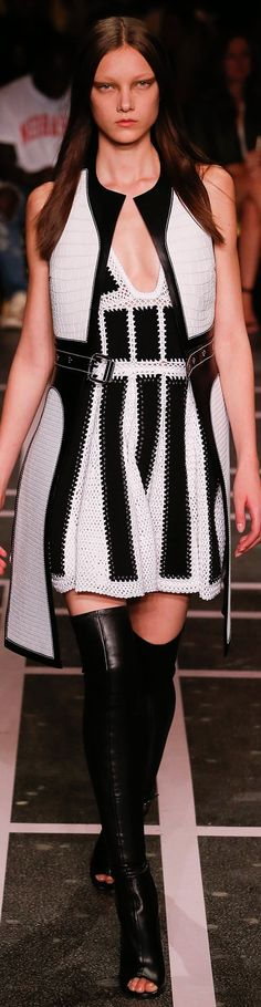 Givenchy Collection Spring 2015 | The House of Beccaria~