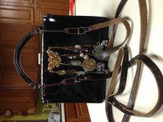Vintage steam punk purse