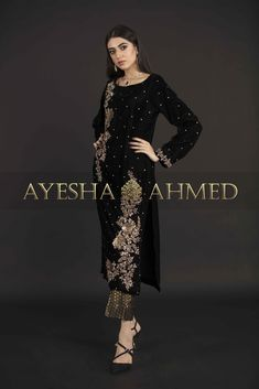 Designer Wear, Designer Dresses, Formal Suits, Silver Work, Chiffon Shirt, Party Wear Dresses, Frocks, Gowns, How To Wear