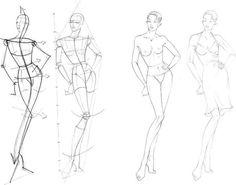 как рисовать эскизы нижнего белья - Поиск в Google
