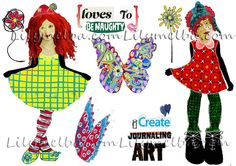 Large A4 mixed media journal art sheet No2. by Lilysart1 on Etsy