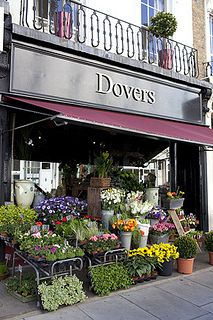 Dovers florists | London