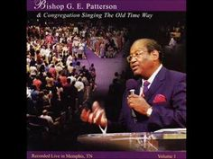 I'm running for My Life - Bishop G.E. Patterson
