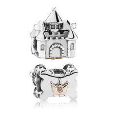 pandora castle | Home › Pandora Charms › Pandora › Pandora Castle & Crown Charm ...