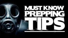10 Prepping Tips You Shouldn't Forget